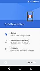 Sony Xperia XZ - E-Mail - Konto einrichten (gmail) - Schritt 9