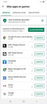 Samsung Galaxy A70 - Apps - apps updaten - Stap 7