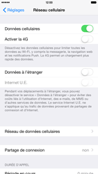Apple iPhone 6 Plus iOS 8 - Internet et roaming de données - Configuration manuelle - Étape 5