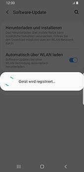 Samsung Galaxy S9 - Android Pie - Software - Installieren von Software-Updates - Schritt 7
