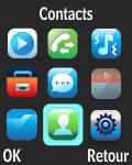 Bouygues Telecom Bc 211 - Contact, Appels, SMS/MMS - Ajouter un contact - Étape 3