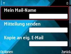 Nokia E71 - E-Mail - Konto einrichten - Schritt 35
