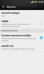 HTC Desire 500 - Internet - Apn-Einstellungen - 2 / 2