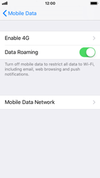 Apple iPhone 5s - iOS 11 - Internet and data roaming - Disabling data roaming - Step 5