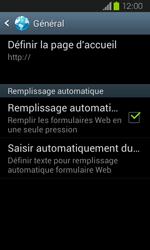 Samsung Galaxy Express - Internet et roaming de données - Configuration manuelle - Étape 21