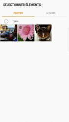 Samsung G935 Galaxy S7 Edge - Android Nougat - MMS - Envoi d