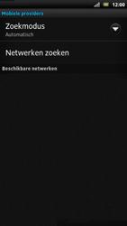 Sony LT22i Xperia P - netwerk en bereik - gebruik in binnen- en buitenland - stap 7