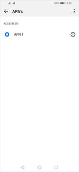 Huawei Y6 (2019) - Internet - Handmatig instellen - Stap 7