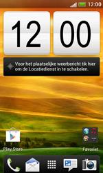 HTC T328e Desire X - Internet - automatisch instellen - Stap 1