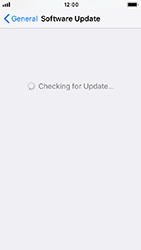Apple iPhone 5s - iOS 12 - Device - Software update - Step 6