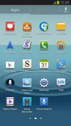 Samsung Galaxy S III LTE - Software - Installing software updates - Step 4