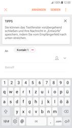 Samsung G390F Galaxy Xcover 4 - E-Mail - E-Mail versenden - Schritt 9