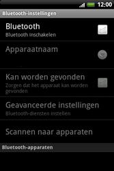 HTC A6363 Legend - Bluetooth - headset, carkit verbinding - Stap 6