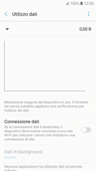 Samsung Galaxy A5 (2017) - Internet e roaming dati - Come verificare se la connessione dati è abilitata - Fase 6