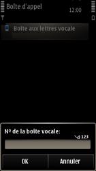 Nokia E7-00 - Messagerie vocale - configuration manuelle - Étape 7
