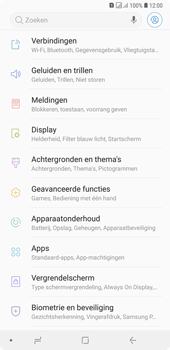 Samsung Galaxy A7 (2018) - internet - mobiele data managen - stap 4