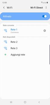 Samsung Galaxy Note 10 - WiFi - Configurazione WiFi - Fase 9