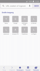 Samsung G925F Galaxy S6 Edge - Internet - Handmatig instellen - Stap 19