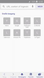 Samsung G925F Galaxy S6 Edge - Internet - internetten - Stap 3