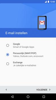Huawei Google Nexus 6P - E-mail - Account instellen (IMAP zonder SMTP-verificatie) - Stap 8