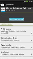 HTC One S - Applicazioni - Installazione delle applicazioni - Fase 9