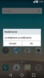 LG Spirit 4G - Téléphone mobile - Comment effectuer une réinitialisation logicielle - Étape 4