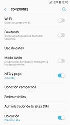 Samsung Galaxy J5 (2017) - WiFi - Conectarse a una red WiFi - Paso 5