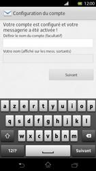 Sony LT30p Xperia T - E-mail - Configuration manuelle - Étape 15