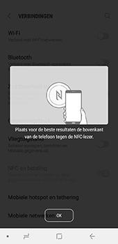 Samsung galaxy-a6-sm-a600fn-ds - NFC - NFC activeren - Stap 6