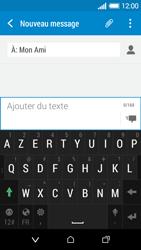 HTC Desire 510 - Contact, Appels, SMS/MMS - Envoyer un MMS - Étape 9