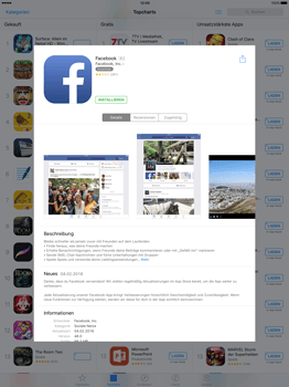 Apple iPad Pro 12.9 inch - Apps - Konto anlegen und einrichten - 17 / 35