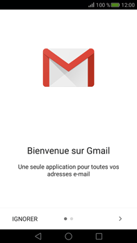 Huawei Mate S - E-mail - Configuration manuelle (gmail) - Étape 5