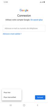 Samsung Galaxy S20 Ultra 5G - Applications - Configuration de votre store d