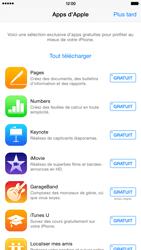Apple iPhone 6 Plus - Applications - Créer un compte - Étape 3
