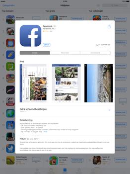 Apple iPad Pro 12.9 inch (2nd generation) - Applicaties - Account aanmaken - Stap 28