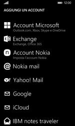 Nokia Lumia 635 - E-mail - configurazione manuale - Fase 6