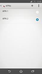 Sony D5803 Xperia Z3 Compact - Internet - Manuelle Konfiguration - Schritt 18