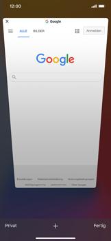 Apple iPhone 12 Pro Max - Internet und Datenroaming - Verwenden des Internets - Schritt 15