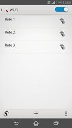Sony Xperia Z3 - WiFi - Configurazione WiFi - Fase 6