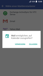 HTC U Play - E-Mail - Konto einrichten (outlook) - 6 / 12