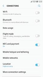 Samsung Galaxy J3 (2017) - Internet - Disable mobile data - Step 5