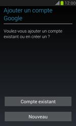 Samsung Galaxy S III Mini - Applications - Configuration de votre store d