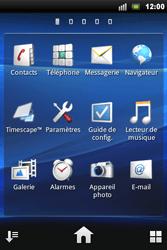 Sony Xperia Mini Pro - Messagerie vocale - Configuration manuelle - Étape 3