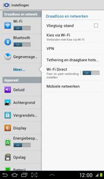 Samsung Samsung P3100 Galaxy Tab 2 7-0 - Bellen - in het buitenland - Stap 5