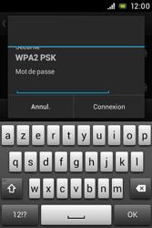 Sony C1505 Xperia E - Wifi - configuration manuelle - Étape 6