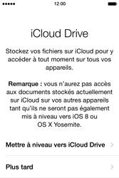 Apple iPhone 4S (iOS 8) - Premiers pas - Créer un compte - Étape 34
