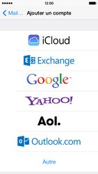 Apple iPhone 5c - E-mail - Configurer l