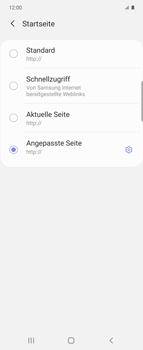 Samsung Galaxy Z flip - Internet und Datenroaming - Manuelle Konfiguration - Schritt 29