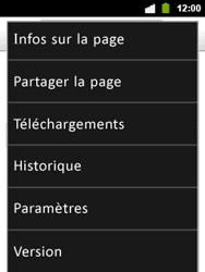 Alcatel OT-903 - Internet - configuration manuelle - Étape 21