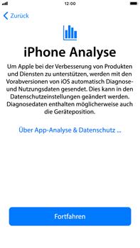 Apple iPhone 6 Plus - iOS 11 - Persönliche Einstellungen von einem alten iPhone übertragen - 23 / 31